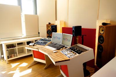 Feinste Akustik - Templemastering - Templestudio Freiburg